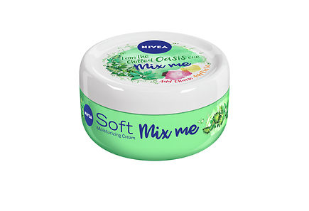 Nivea - NIVEA 100ml Soft Mix Me I am Chilled Oasis One -kosteusvoide
