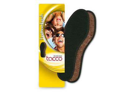 tacco - Tacco Frottee Fresh 40/41 pohjallinen