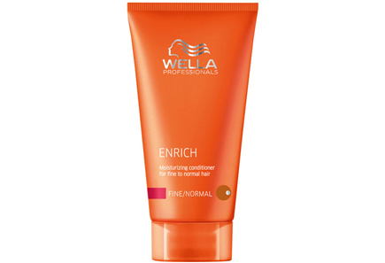 Wella Professionals - Wella Professionals Care Enrich Moisturizing Conditioner for Fine to Normal Hair hoitoaine 30 ml