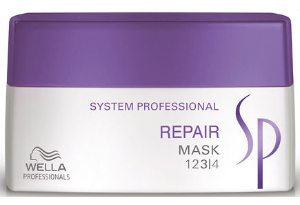 System Professional - Wella Professionals SP Repair Mask tehohoito 200 ml