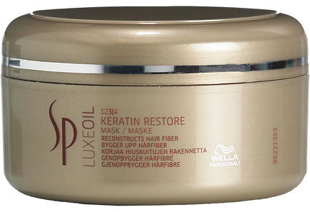 System Professional - Wella Professionals SP Luxe Oil Keratin Restore Treatment tehohoito 150 ml