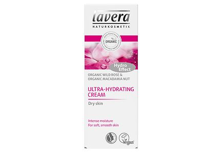 Lavera - lavera Ultra-Hydrating Cream kosteusvoide 50ml