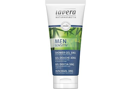 Lavera - lavera Men Shower Gel 3in1 -suihkugeeli miehille 200ml