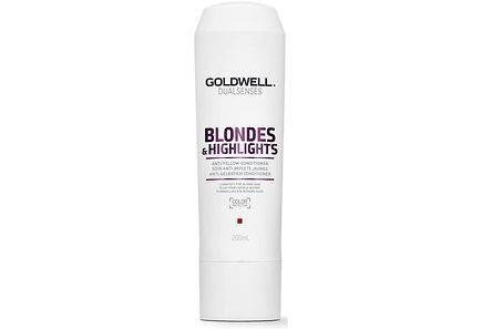 Goldwell - Goldwell Dualsenses Anti-Yellow hoitoaine200ml