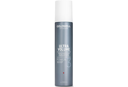 Goldwell - Goldwell StyleSign Power Whip muotovaahto 300 ml