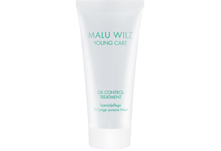 Malu Wilz - Malu Wilz Oil Control Treatment -erikoishoitoemulsio 50 ml