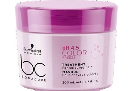 Schwarzkopf Bonacure - BC pH4.5 Color Freeze Tehohoito 200ml