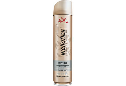 Wella - Wella Wellaflex 250ml Shiny Hold Hiuskiinne