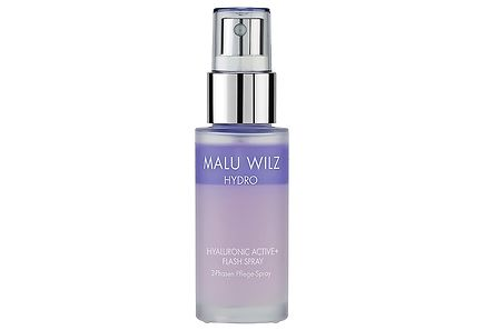 Malu Wilz - Malu Wilz Hydro Hyaluronic Active+ Flash Spray kosteuttava suihke 30 ml