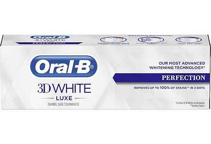 Oral-B - Oral-B 75ml 3DW Luxe Perfection hammastahna