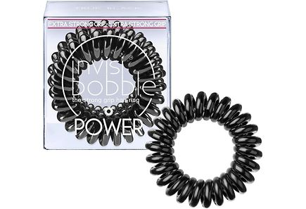 Invisibobble - invisibobble POWER True Black hiuslenkki
