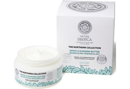 Natura Siberica - Natura Siberica The Northern Collection White Cleansing -puhdistusvoide 120ml