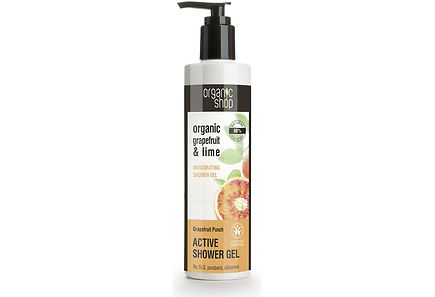 Organic Shop - Organic Shop Active Shower Gel Grapefuit Punch suihkugeeli 280 ml