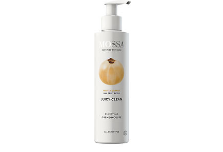 Mossa - Mossa Juicy Clean Purifying Creme Mousse puhdistusvaahto 190ml