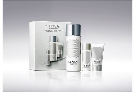 Sensai - Sensai Silky Purifying Peeling Powder Set pakkaus