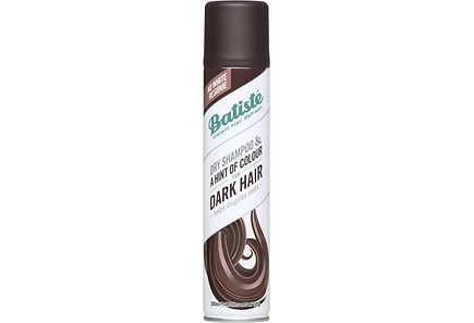 Batiste - Batiste 200ml Dark & Deep Brown kuivashampoo
