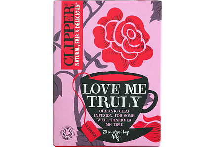 Terveystuotteet - Luomu Love Me Truly chai 20 pussia