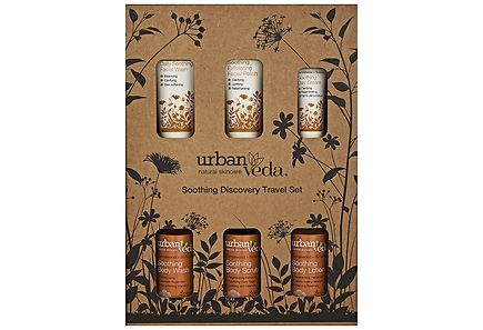 Urban Veda - Urban Veda Soothing Complete Discovery Travel Set matkapakkaus