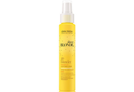 John Frieda - JOHN FRIEDA Sheer Blonde Go Blonder Lightening Spray vaalennussuihke 100ml