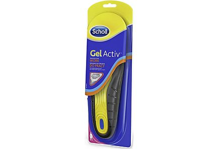 Scholl - Scholl WORK WOMEN Gel Active pohjallinen
