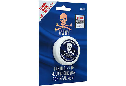 The Bluebeards Revenge - The Bluebeards Revenge Classic Blend Moustache Wax viiksivaha 20 ml