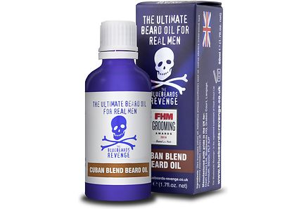 The Bluebeards Revenge - Bluebeards Cuban Blend partaöljy 50 ml