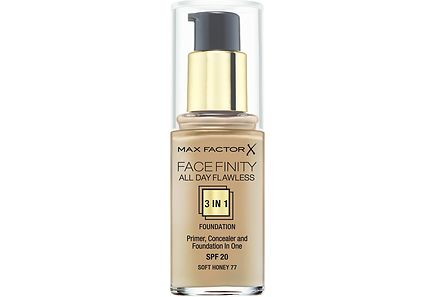 Max Factor - Max Factor Facefinity All Day Flawless 3in1 Foundation meikkivoide 30 ml