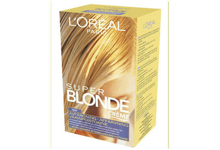 L'Oréal Paris - Perfect Super Blonde Värinpoisto