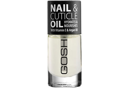 Gosh - GOSH Nail & Cuticle Oil kynsi- ja kynsinauhaöljy 8 ml