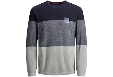 Premium Blue by Jack & Jones - Jack&Jones Flash neule