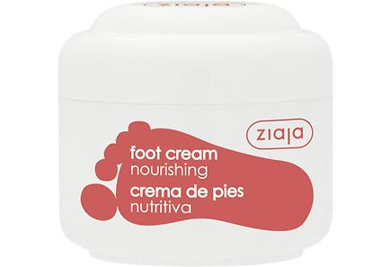 Ziaja - Ziaja Nourishing Foot Cream jalkavoide 50 ml