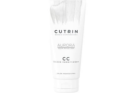 Cutrin Aurora - Cutrin Aurora CC Silver Treatment hoitoaine 200ml
