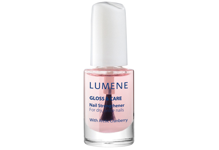 Lumene - Lumene Gloss & Care 5 ml Kynnenvahvistaja