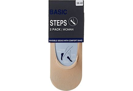 Steps - Steps Basic Lycra sukat, 2 pack