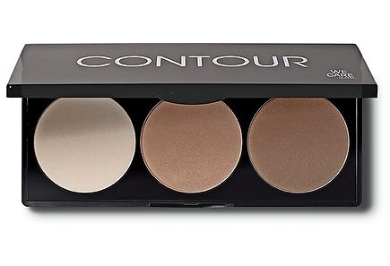 We Care Icon - We Care Icon Expert Contour Palette korostus- ja varjoustuspuuteri 3x3 g