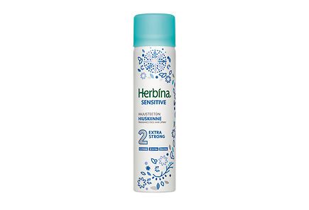Herbina - Herbina 75ml Sensitive hiuskiinne extra strong