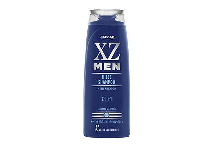 Xz - XZ 250ml Men 2-in-1 hilseshampoo