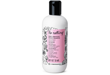 No Nothing - No nothing Very Sensitive Color Shampoo hiusväriä suojaava shampoo 300 ml