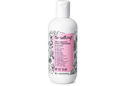 No Nothing - No nothing Very Sensitive Color Conditioner hiusväriä suojaava hoitoaine 300 ml