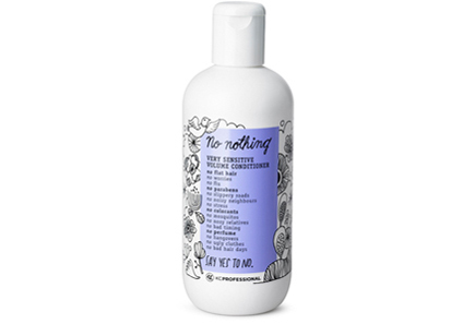 No Nothing - No nothing Very Sensitive Volume Conditioner tuuheuttava hoitoaine 300 ml