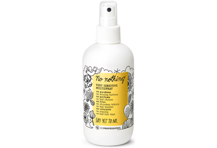 No Nothing - No nothing Very Sensitive Multispray muotoilusuihke 250 ml
