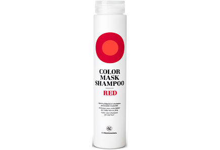 Color Mask - KC Professional Color Mask shampoo 250 ml, Red