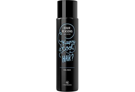 Four Reasons Black Edition - KC Professional Four Reasons Black Edition Cool Wash shampoo 300 ml
