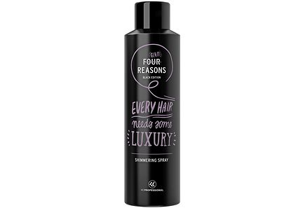 Four Reasons Black Edition - Four Reasons Black Edition Shimmering Spray kiiltosuihke 250 ml