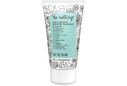 No Nothing - No nothing Very Sensitive Moisture Treatment tehohoito 150 ml