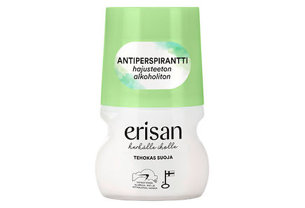 Erisan - Erisan Hajusteeton Antiperspirantti roll-on 50 ml