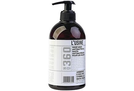 Elle Basic - L'Usine Lemongrass & Fresh mint Anti-Bacterial käsisaippua 500ml