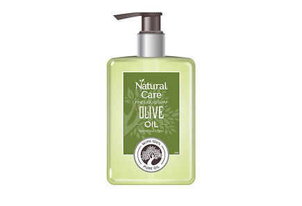 Natural Care - Natural Care 280ml Olive Oil nestesaippua