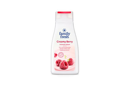 Family Fresh - Family Fresh 500ml Creamy Berry suihkusaippua