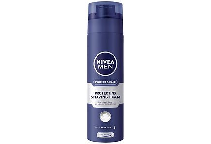Nivea - NIVEA MEN 200ml Protect & Care Moisturising Shaving Foam -partavaahto